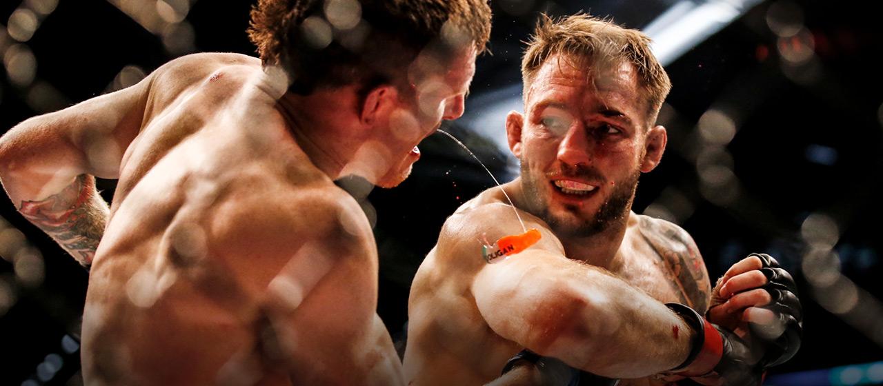 Brad Riddell - UFC - AthletesVoice