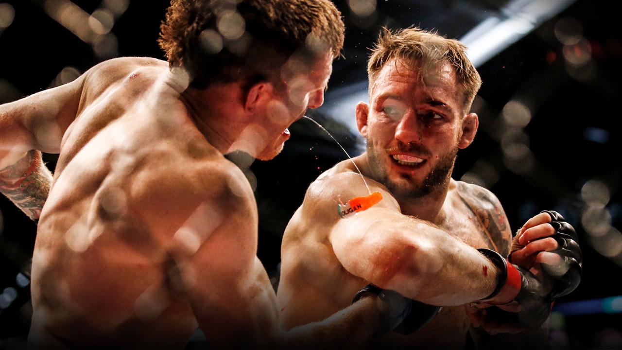 Brad Riddell - UFC - PlayersVoice