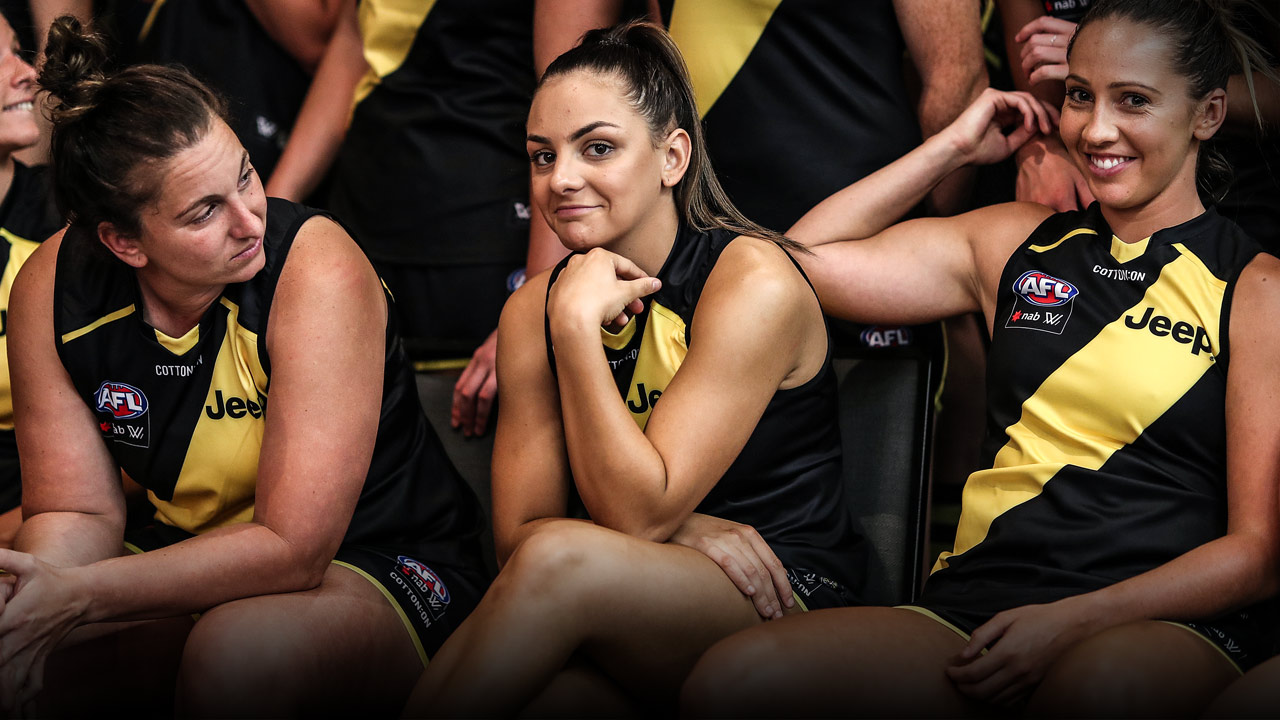 Monique Conti - AFLW - PlayersVoice