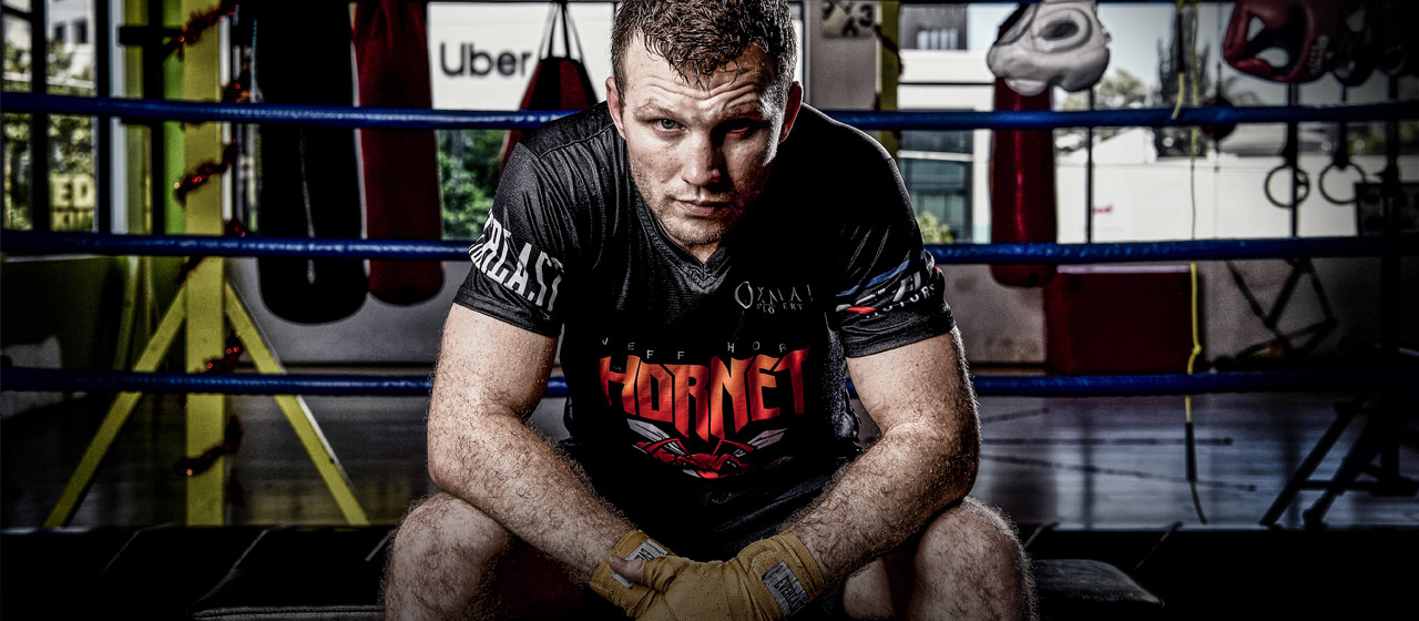 Jeff Horn - Boxing - AthletesVoice
