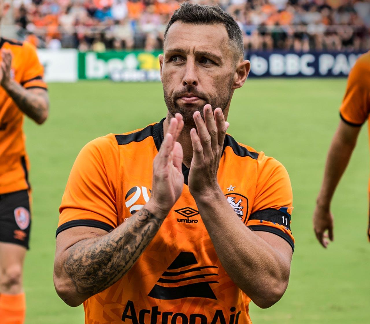 Scott McDonald - Football - PlayersVoice