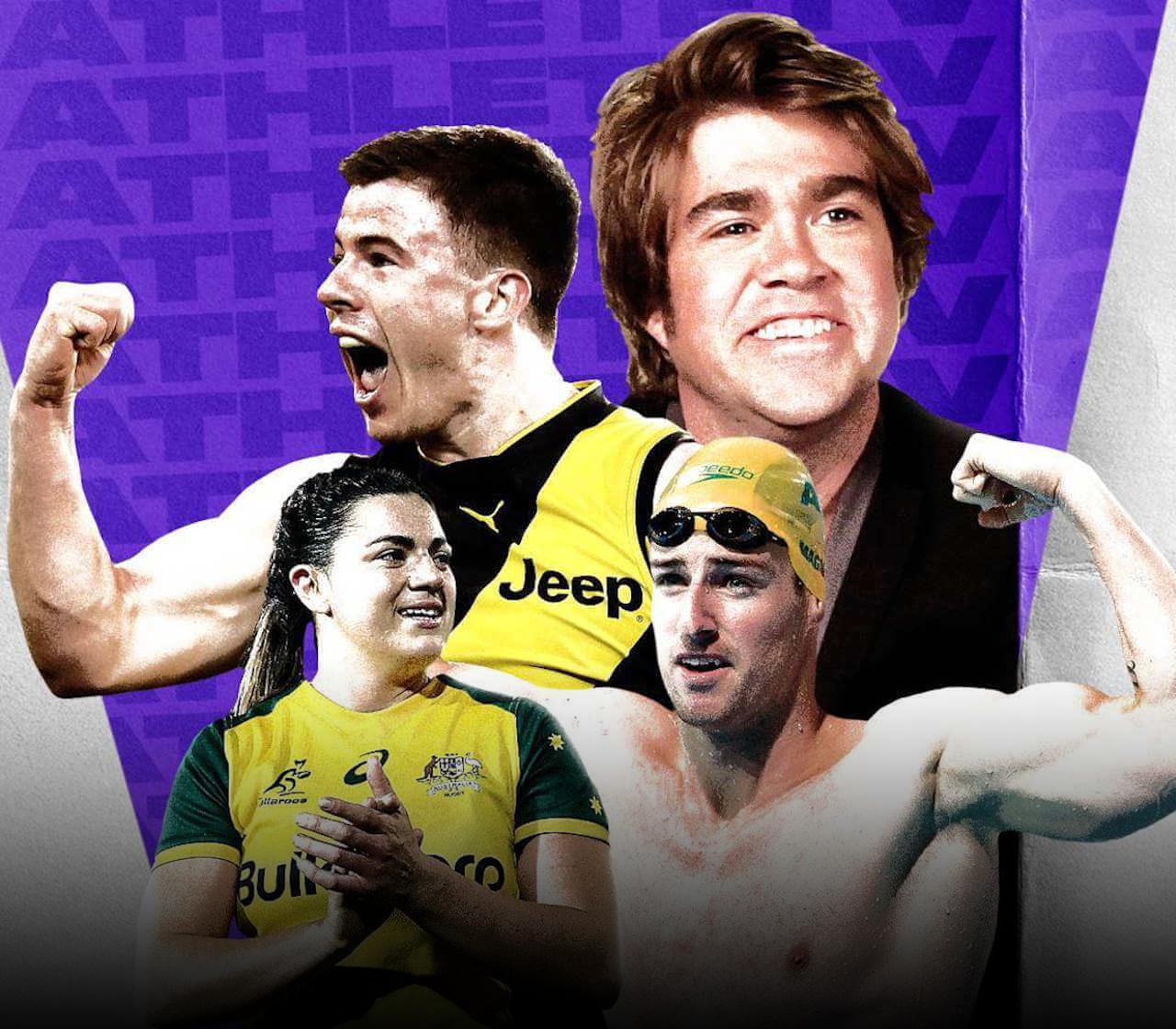 The AthletesVoice Team - AFL - PlayersVoice
