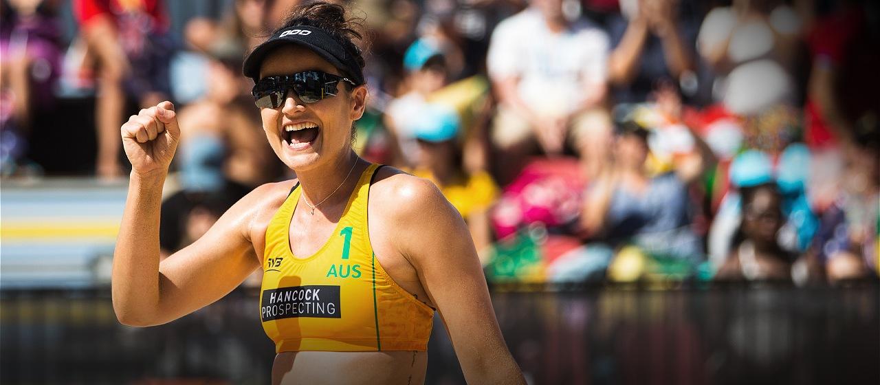 Becchara Palmer - AIS - AthletesVoice