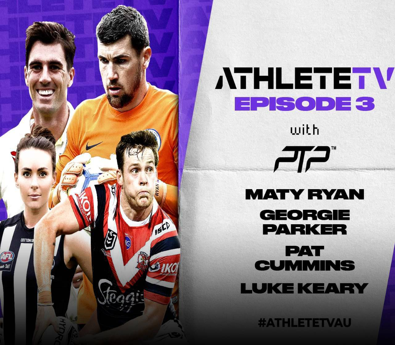 The AthletesVoice Team - AFLW - PlayersVoice