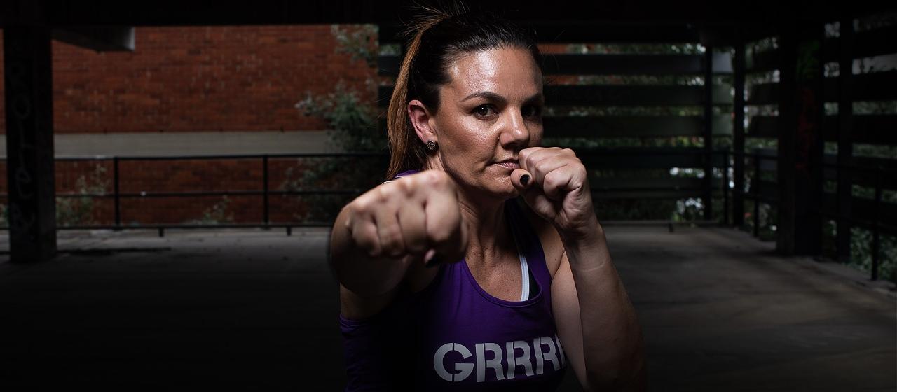 Michelle Wilson - AIS - AthletesVoice