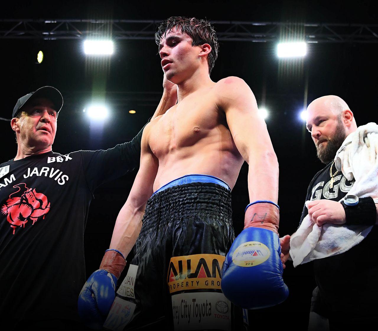 Brock Jarvis - Boxing - PlayersVoice