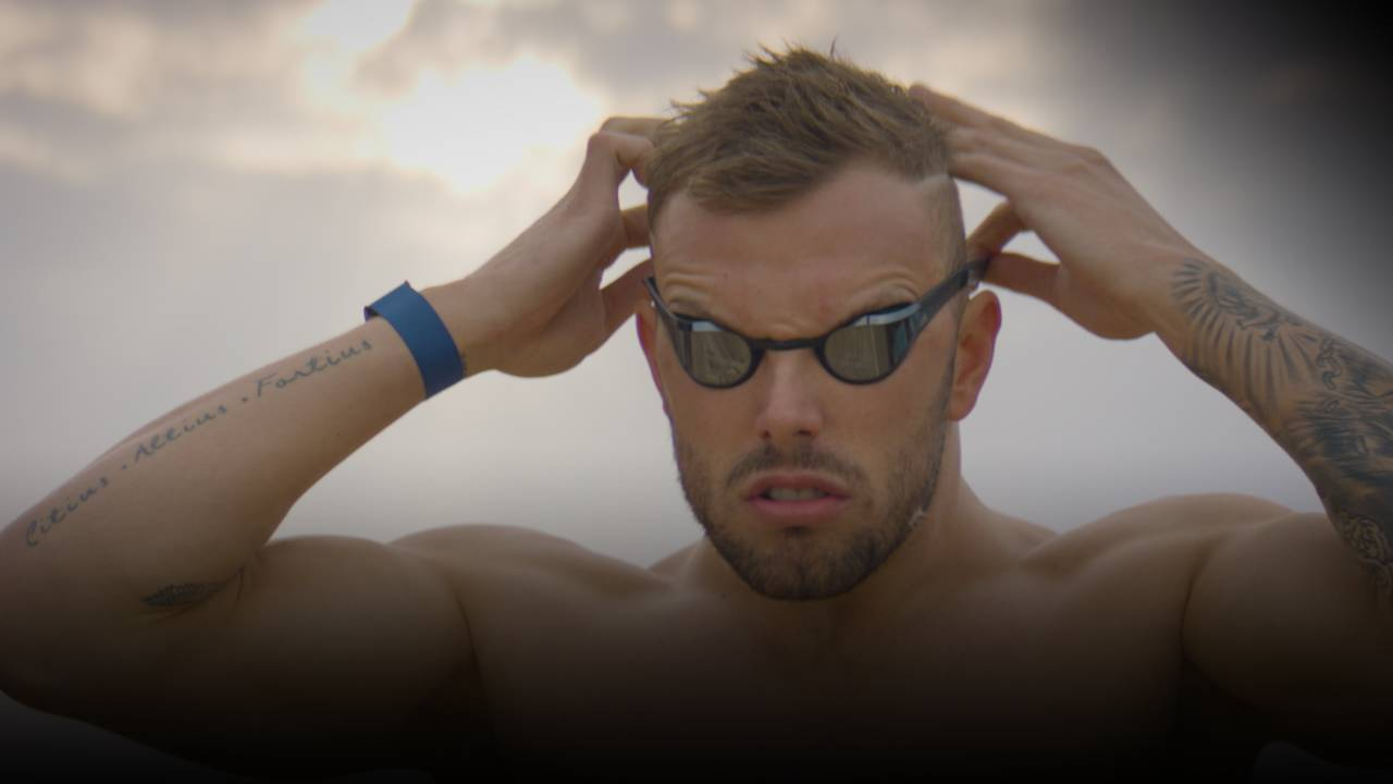 Kyle Chalmers - Swimming - PlayersVoice