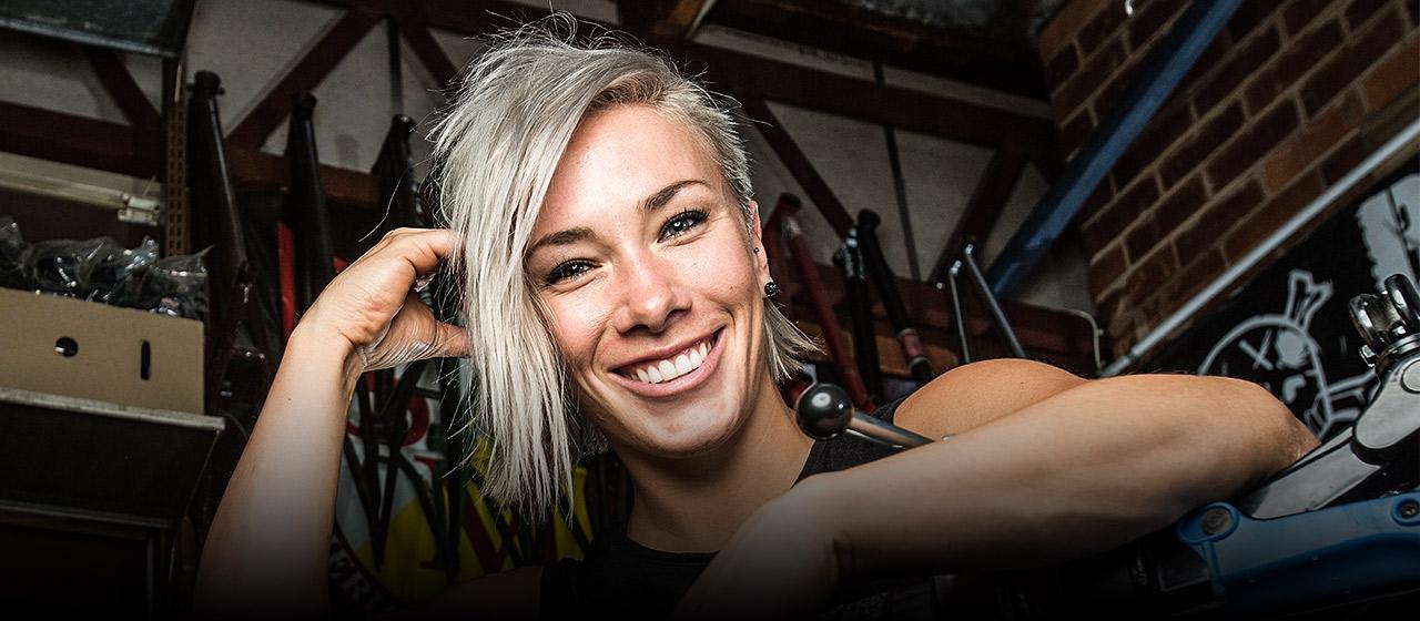 Caroline Buchanan - Action Sports - AthletesVoice